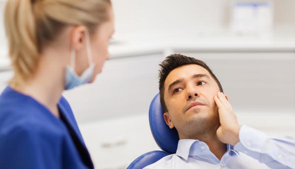 akut tandvärk