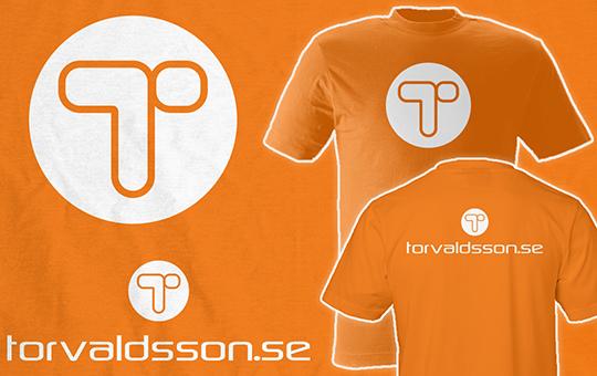 Screentryckta tshirts till Torvaldsson
