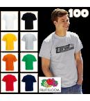 100st T-Shirt Orginal inkl logotryck 1-färg