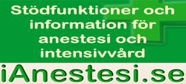 Länkar vidare till iAnestesi.se