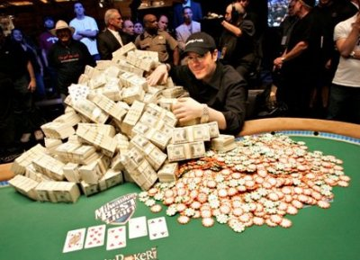professionell pokerspelare