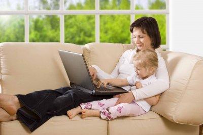 Jobba med betalda undersökningar hemma i soffan