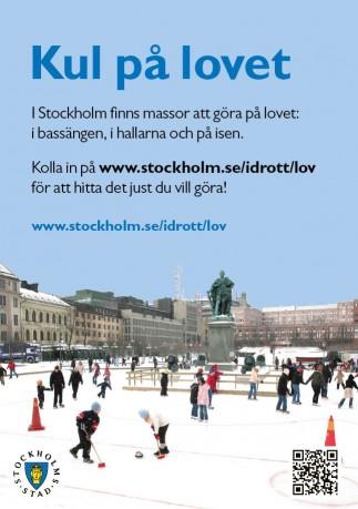skridskoisar stockholm