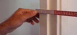 Mätning med linjal