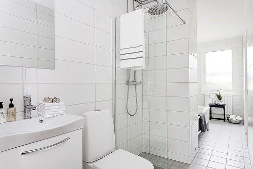 Badrumsrenovering i Göteborg exempel