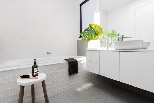 smart förvaring i badrum