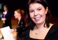 Lisa Lindström - Årets Tjänsteutvecklare 2010