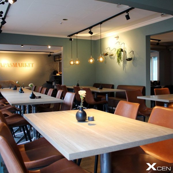 belysning i restaurang LED spotlight