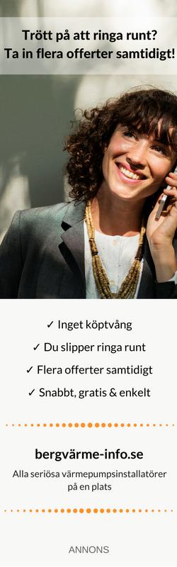 Ta in offert från bergvarme-info.se
