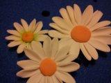 prästkrage av blomsterpasta