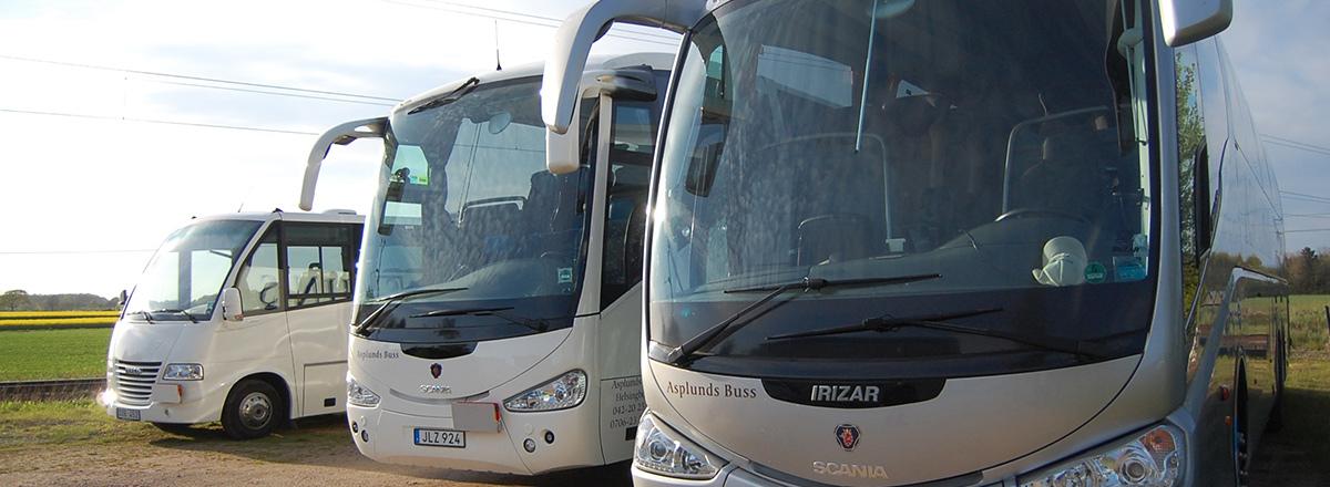 bussarna