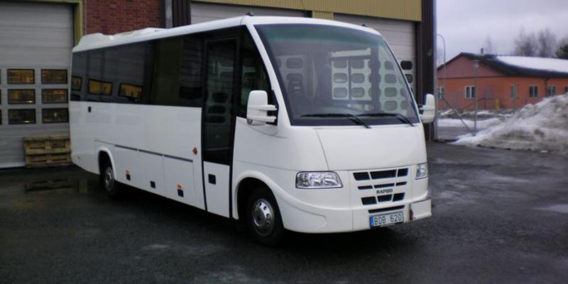 Resor med buss