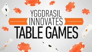 Yggdrasil lanserar bordsspel