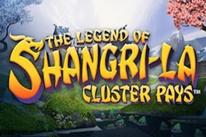 The Legend of Shangri La Cluster Pays