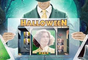 Halloween turnering MrGreen