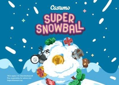 Superjul hos Casumo