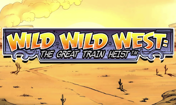 Spela Wild Wild West: The Great Train Heist hos Casumo