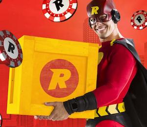 Rizk Race – Online Casino Kampanjer– Mars 2017