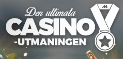 Ny Casinoutmaning - Casumobloggen
