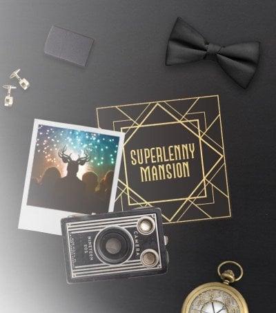 Nyarskampanj SuperLenny
