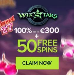 Wixstars exklusivt erbjudande