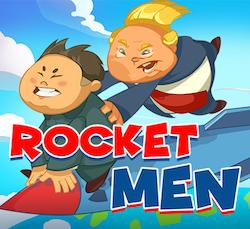 Rocket Men Raketgubbarna