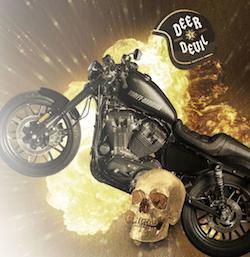Tavla om en motorcykel