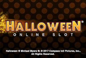 Halloween online slot