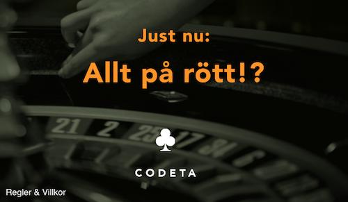 Svenskt live casino