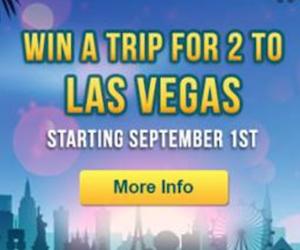 Las Vegas tavling hos Luckland