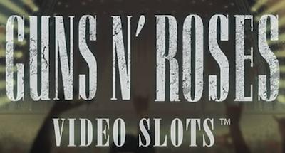 Guns n' Roses casinospel nu på Casumo
