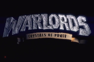 Bli hersker av Warlords - Crystals of Power