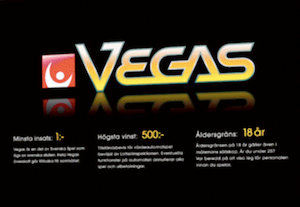 Vegas Svenska Spel