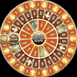 Glodheta jackpotspel