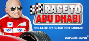 Abu Dhabi race Bgo Casino