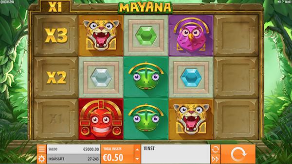 Mayana Online Slot