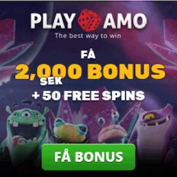 PlayAmo bonuspaket