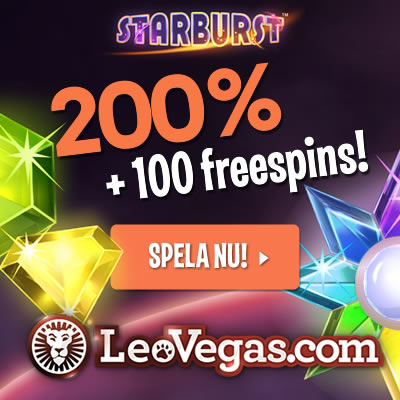 Casino Sverige kan tipsa dig om Leo Vegas som nu lanserat South Park!