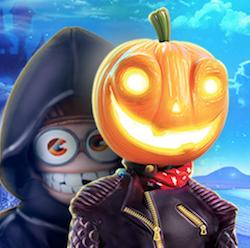 Lucky Halloween Cashmio