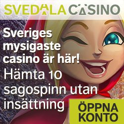 Utvalt nätcasino