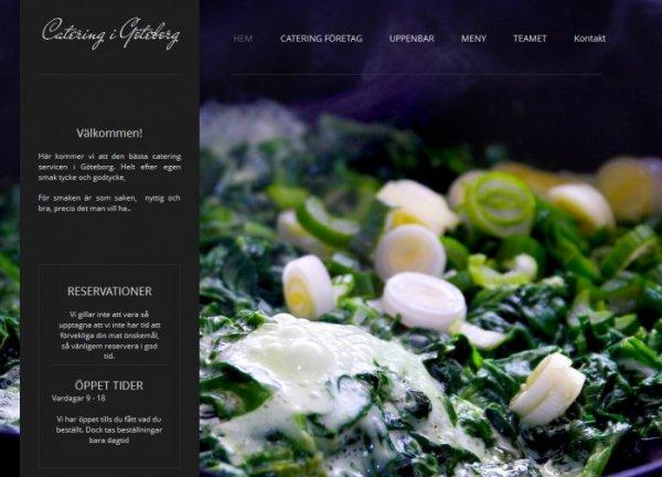 Catering Göteborg