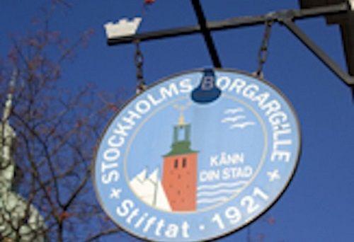 Stockholms borgargille