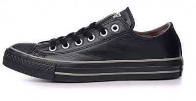 converse skor skinn