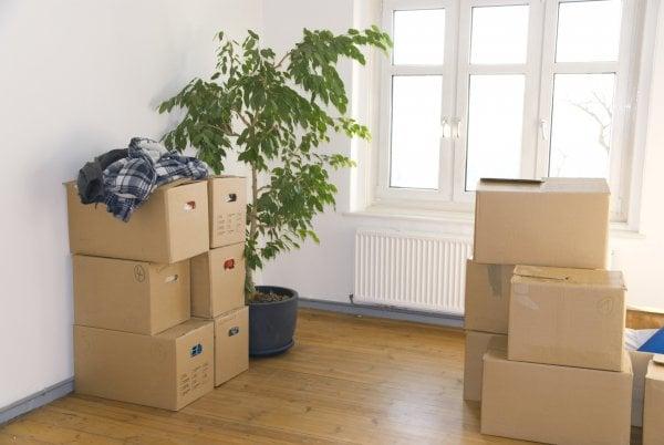 Flyttstädning i Landskrona