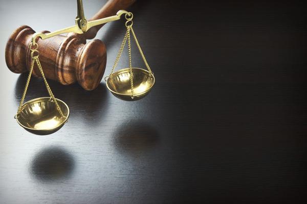 domare juridik