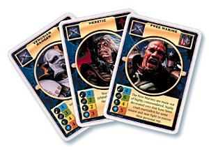 Doomtrooper kort