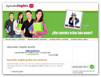 Aprender Inglés Grátis