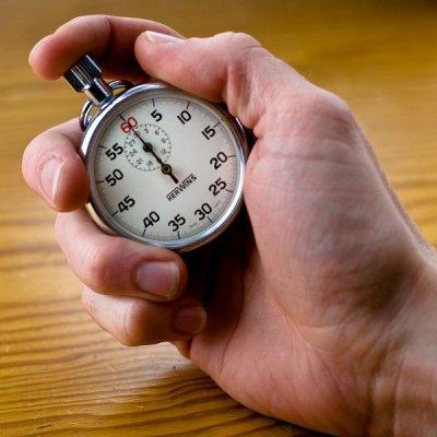 Cronometro de Control del Servicio