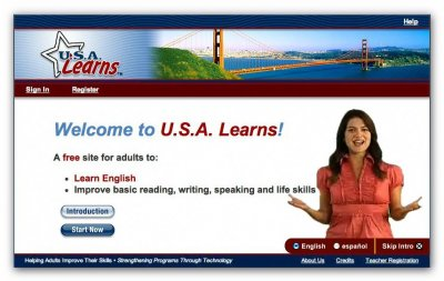 USA Learns - Proyect US Department of Education
