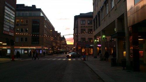 Uppsala City